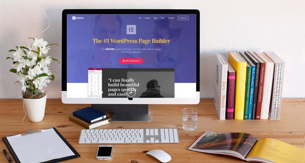 Cómo construir rápidamente un sitio de WordPress con el complemento Elementor