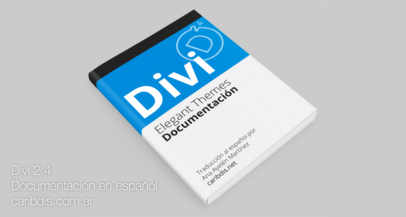 Documentación para Divi 2.4 disponible