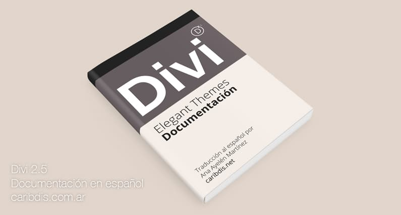 Divi 2.5 Documentación