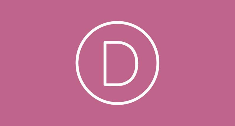 Personalizar los créditos del pie de página de Divi