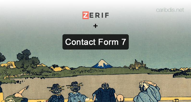 Zerif Lite con Contact Form 7