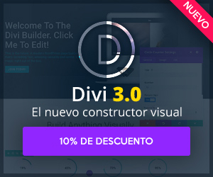 Divi 3.0 10% OFF Developer / Lifetime