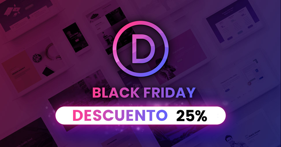 Divi Black Friday