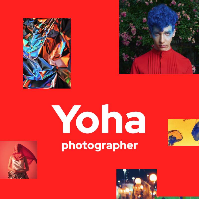Tema De WordPress Yoha - Fashion Ultra Minimalist